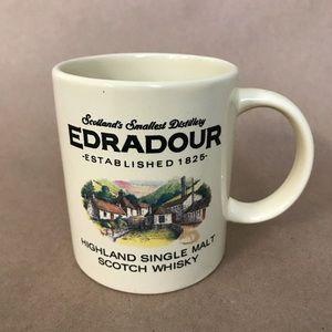 Edradour Highland Scotch Whisky Coffee Mug Tea Cup